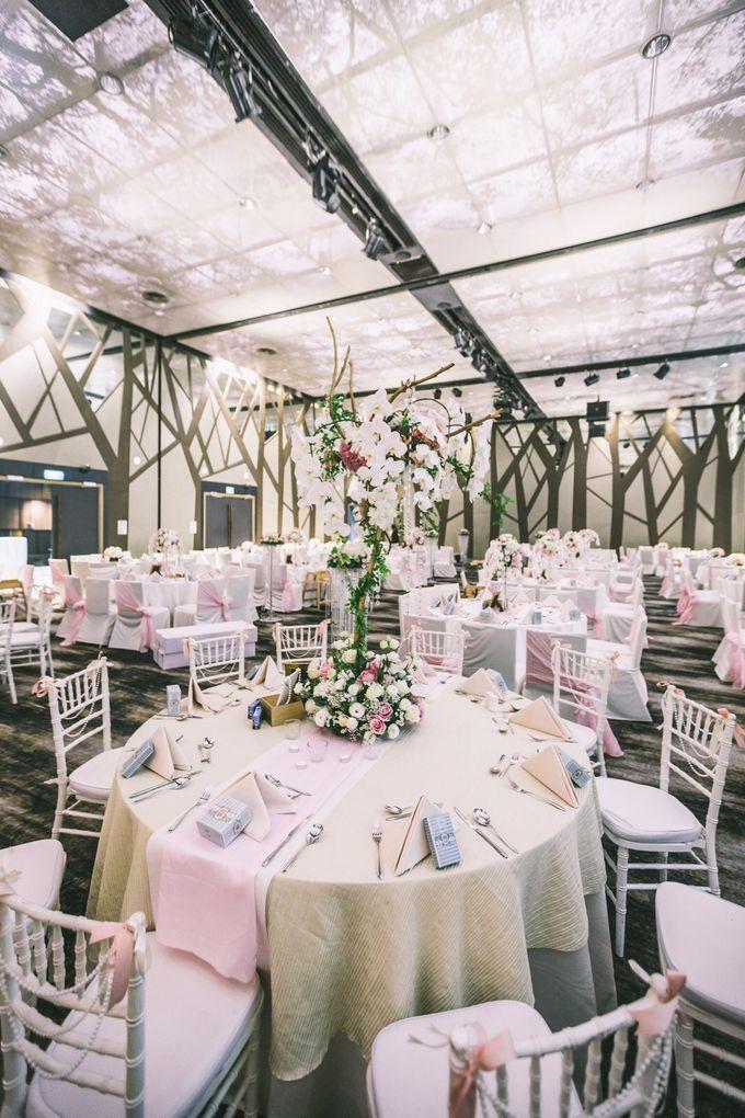 Wedding of Huang & Imelda by Rosette Designs & Co - 009