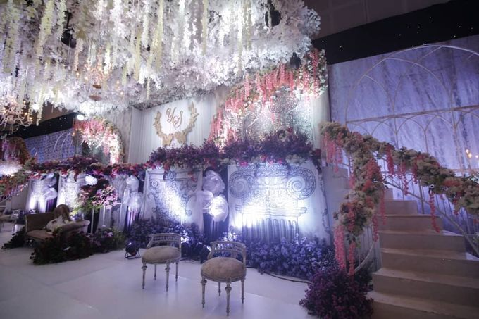 The Royal Wedding Of Yunus & Sonia by Eden Design - 017