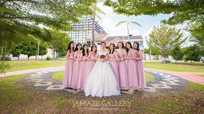Wedding Ceremony by JacksonCCS Photography - 037