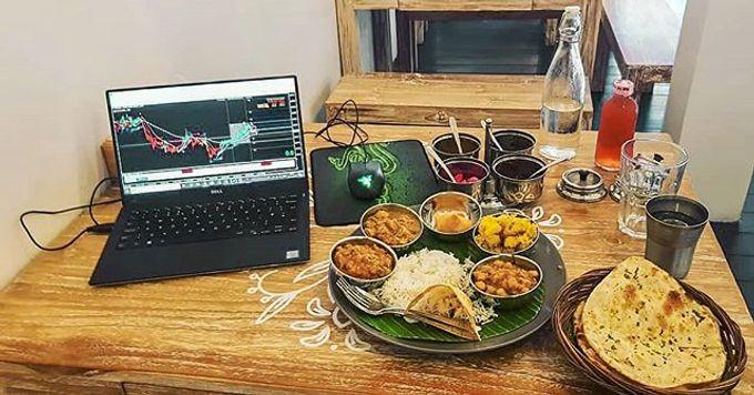 Catering for Indian Food by Roti Daal - Vegan & Vegetarian Indian Food - 012