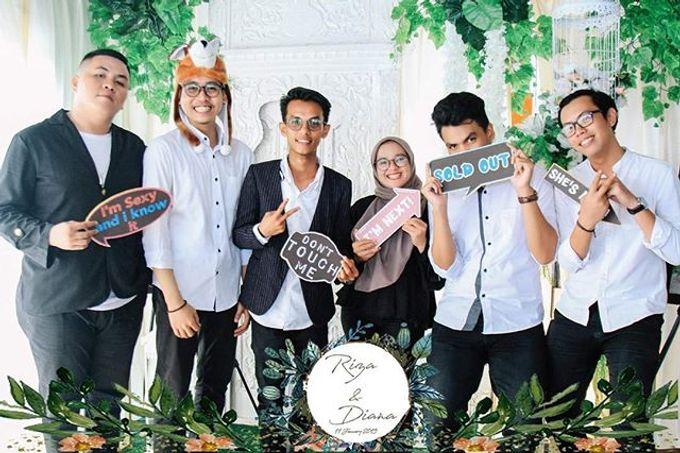 Portofilio Wedding & Event by SENSOR INDONESIA - 004