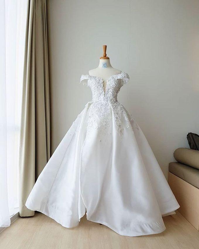 Devina's wedding by Caramells - 001