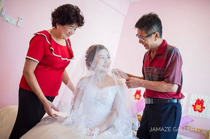 Wedding Ceremony by JacksonCCS Photography - 039