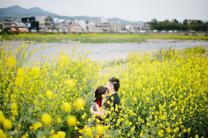 Selwyn Vitri | Japan Engagement Session by Carol by PYARA - 016