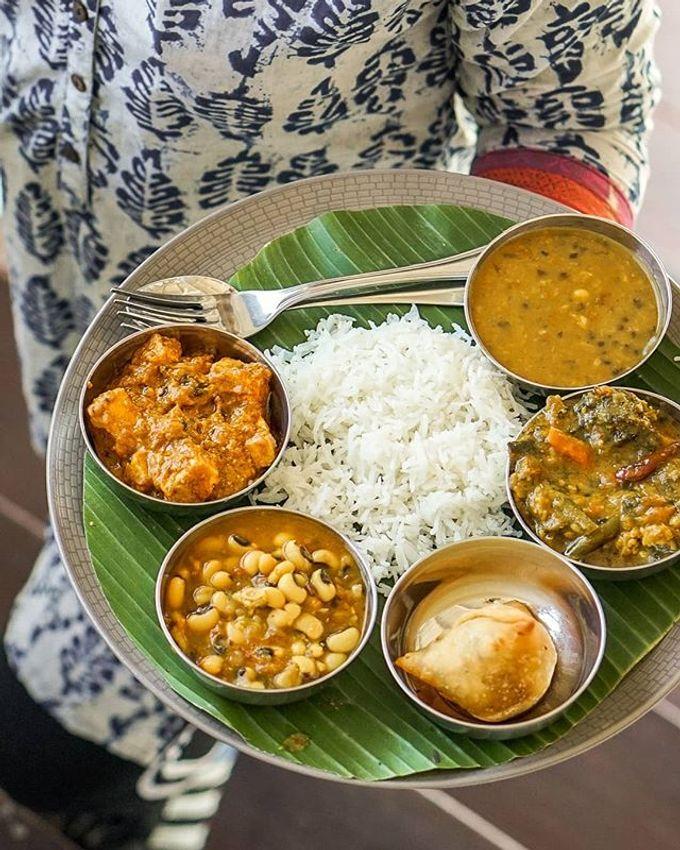 Catering for Indian Food by Roti Daal - Vegan & Vegetarian Indian Food - 017