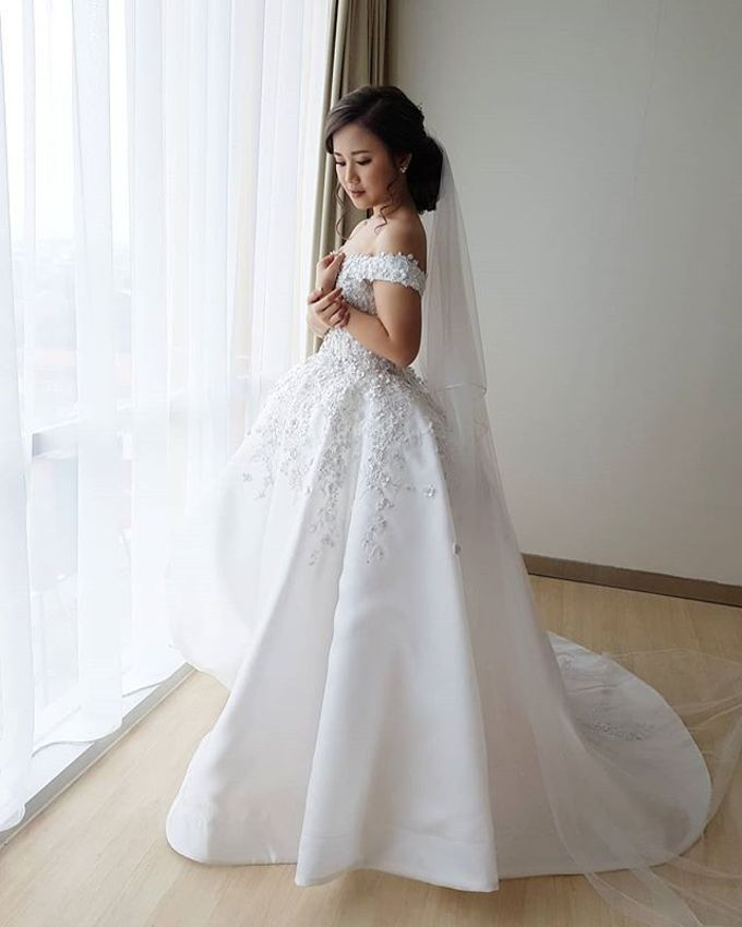 Devina's wedding by Caramells - 003