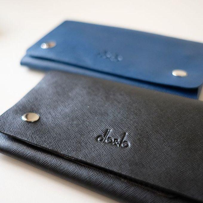 Handphone & Card Wallet by Le'kado - 013