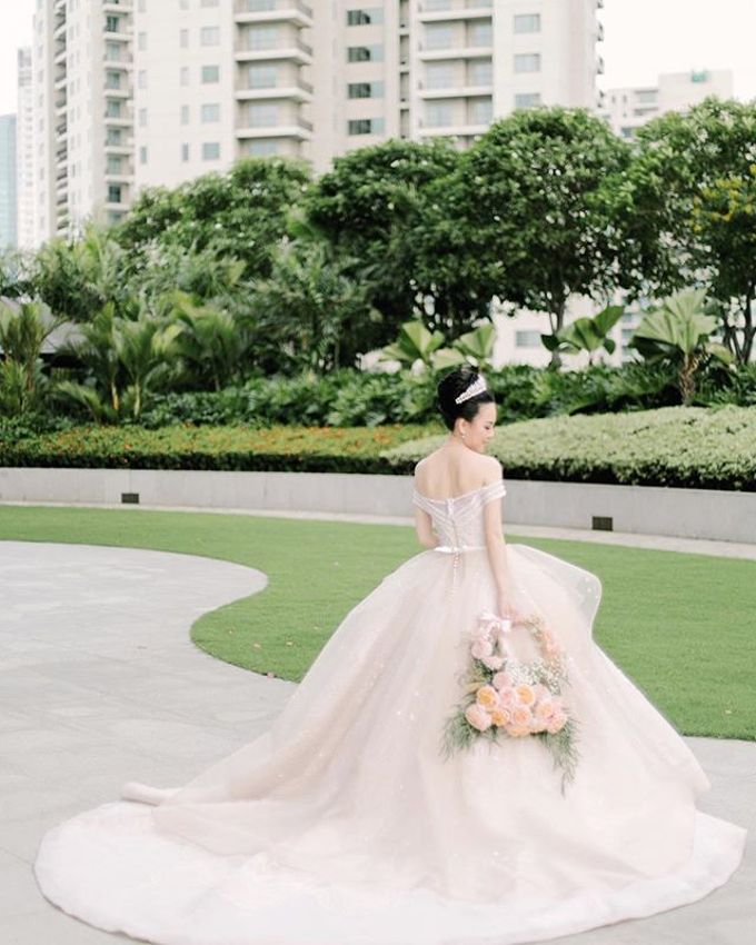 Jakarta wedding - Risno & Veni  by Soko Wiyanto - 001