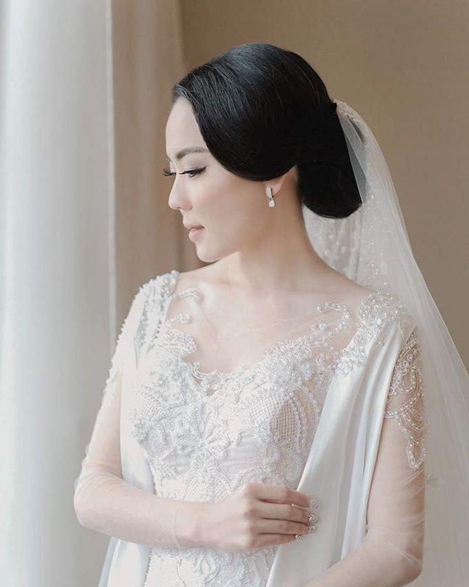 Jakarta wedding - Risno & Veni  by Soko Wiyanto - 003