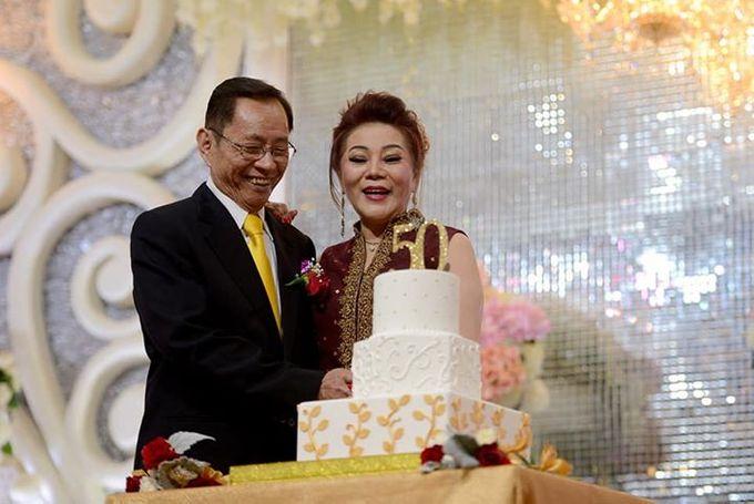 Gold Wedding Anniversary by Photobooth Eternal - 008