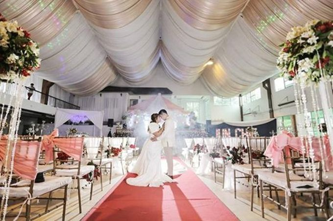 Jun and Melchie Wedding by Heaven Events Management - 001