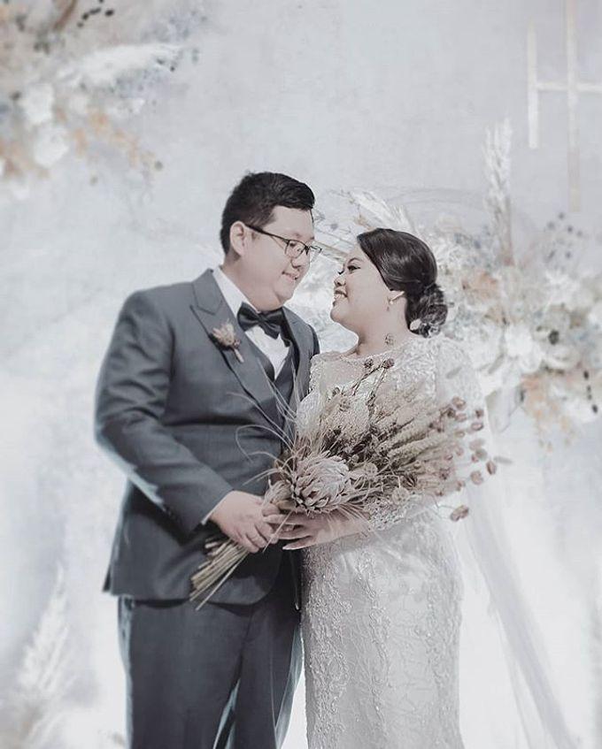 Indri & Hendra Wedding by Chandani Weddings - 011