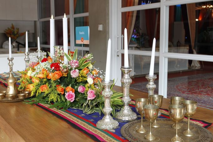 Moroccan Decoration by Charissa Event & Wedding Decoration - 009
