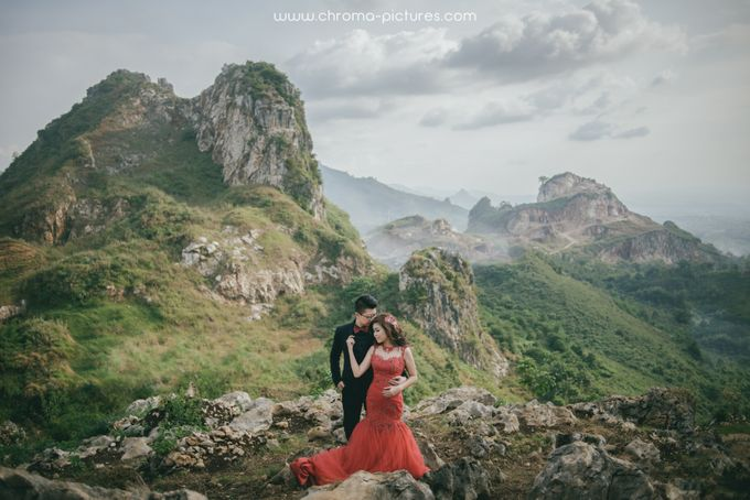 Kenneth & Destania Prewed Session by Chroma Pictures - 034