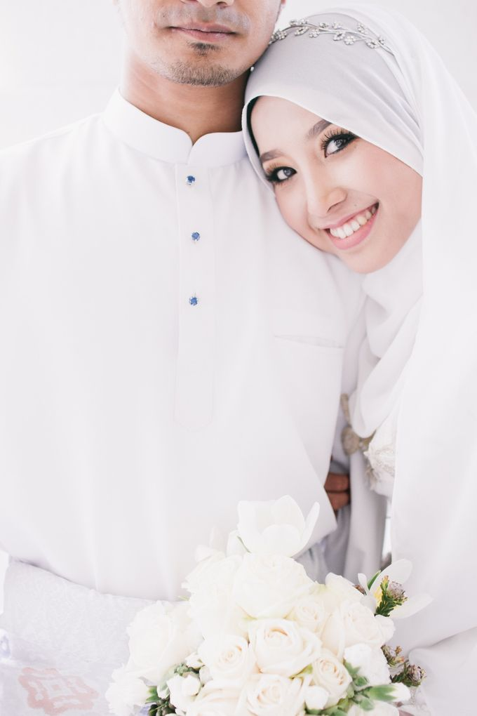 The Solemnization of Alya and Amir by Hanif Fazalul Photography & Cinematography - 013
