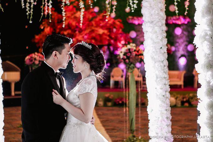 Yohanes & Vhina Wedding by Imperial Photography Jakarta - 049