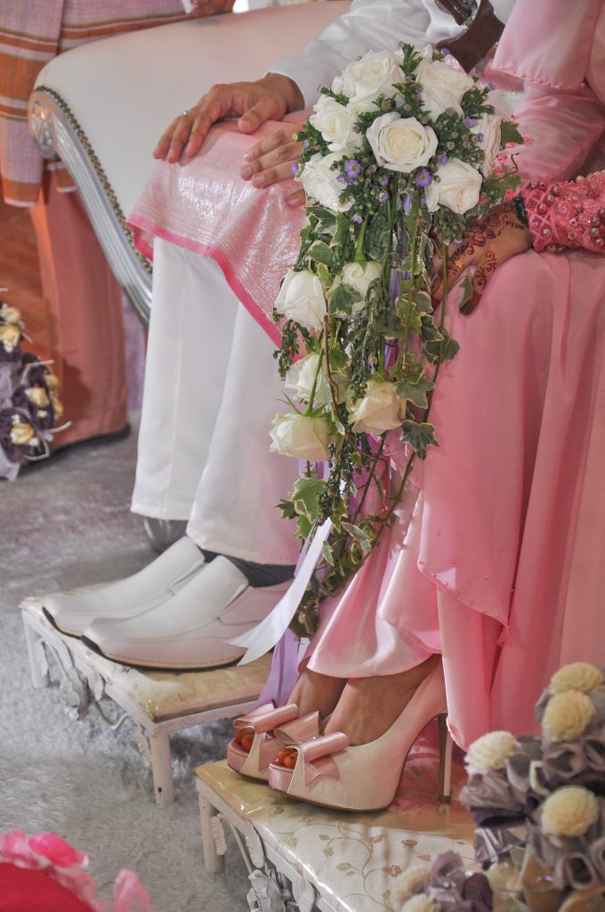 Muslim Wedding by Christy Ng Shoes - 004