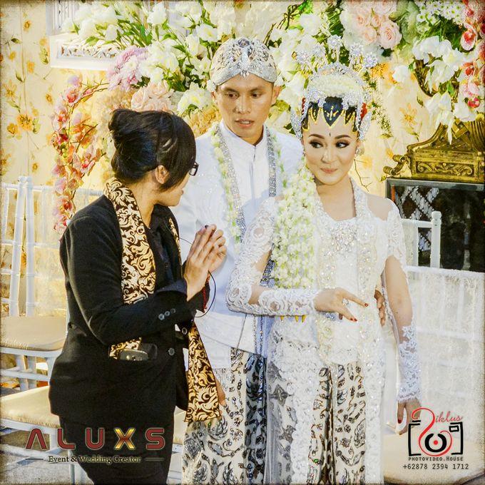 The Wedding of Santa & Khresna by Alux's Event & Wedding Creator - 004