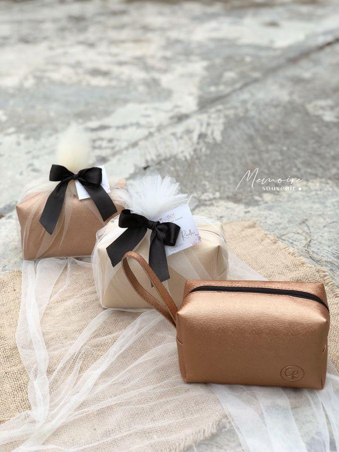 Boxy Pouch for Cinta & Radhi by Memoire Souvenir - 005