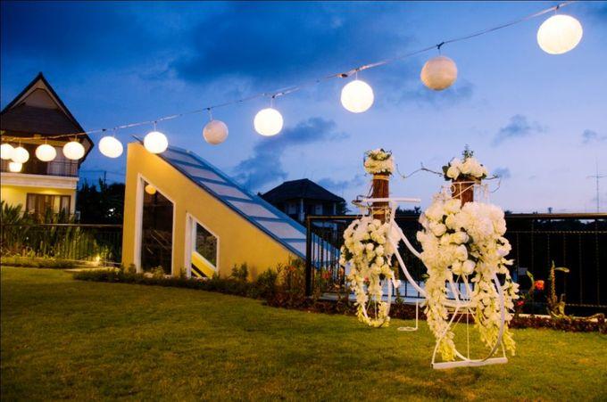 Wedding at Flamingo Chapel (Videos) by Flamingo Dewata Chapel and Villas - 006