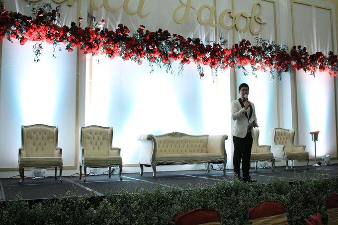 Engagement Hotel Pullman Central Park Jakarta - MC Anthony Stevven by Casablanca Design - 010