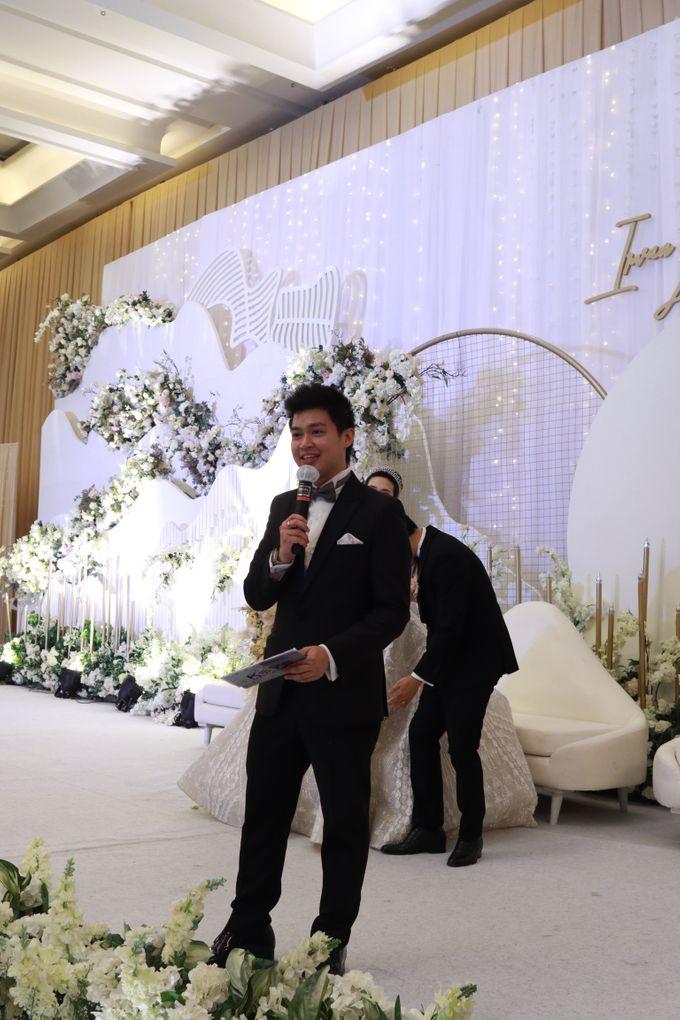 MC Wedding Intimate Grand Sheraton Gandaria Jakarta - Anthony Stevven by Sheraton Grand Jakarta Gandaria City Hotel - 014