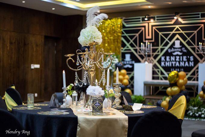 Wedding Decoration by Wyl's Kitchen - 018