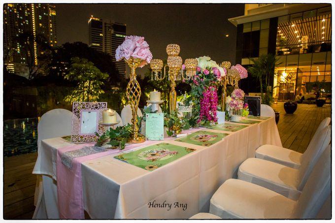 Wedding Decoration by Wyl's Kitchen - 001