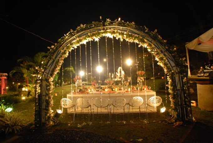 Wedding Decoration by Green Forest Resort & Wedding - 018