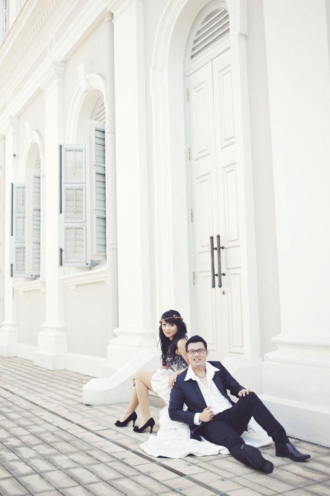 Prewedding Herry&Dewi by Okeii Photography - 004
