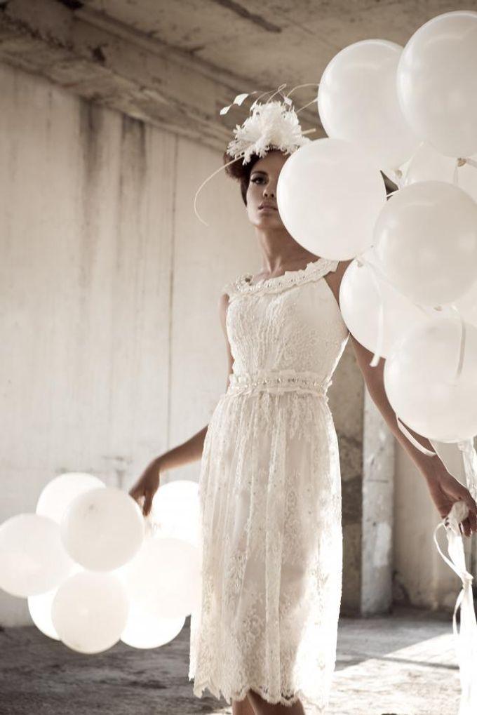 Pretty in White by Priyo Oktaviano - 004