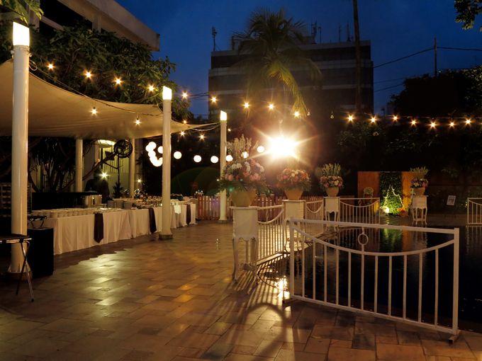 Echa & Rully Wedding Party by grandkemang Jakarta - 002