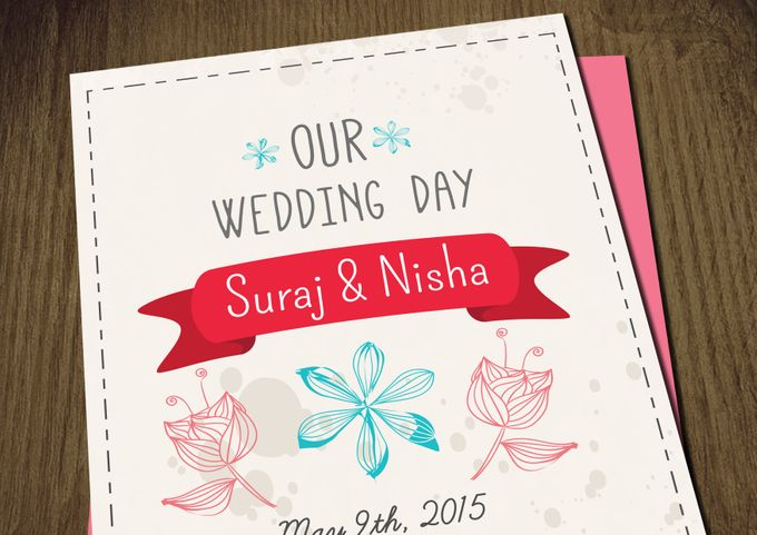 Printed Invitations by Let's Announce - 004