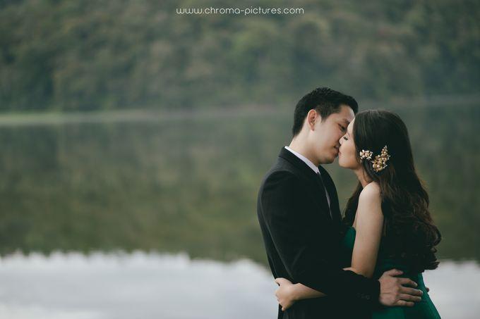 Derrick & Sonia Prewedding by Chroma Pictures - 004