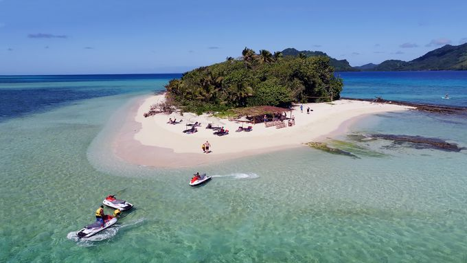 Own Private Island For the Day Wedding Package by Nanuku Auberge Fiji Weddings - 001