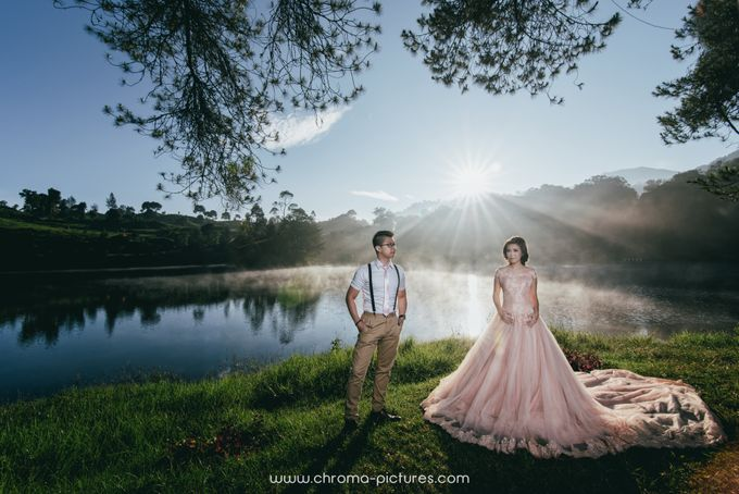 Kenneth & Destania Prewed Session by Chroma Pictures - 001