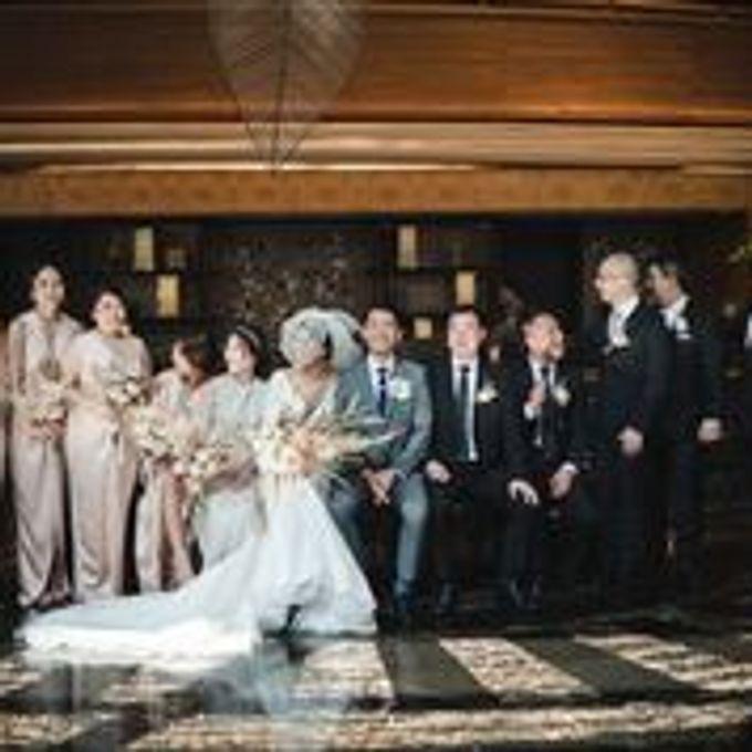 The Wedding Of Rheinaldy & Caroline by Hilda by Bridestory - 008