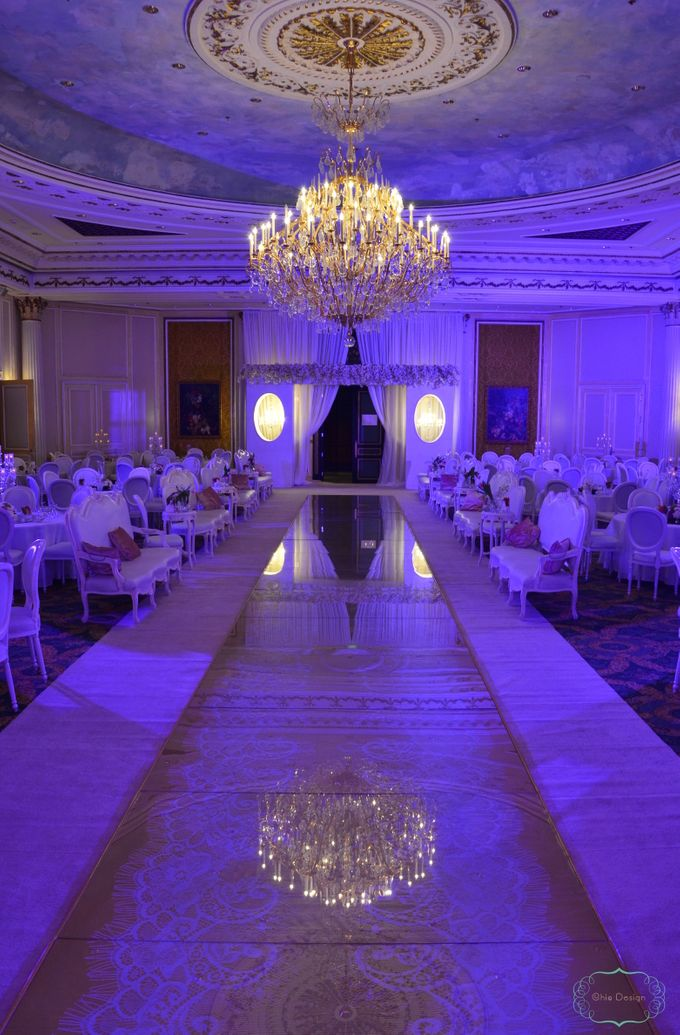 Ahmed & Duaa Wedding by Chic Design - 004
