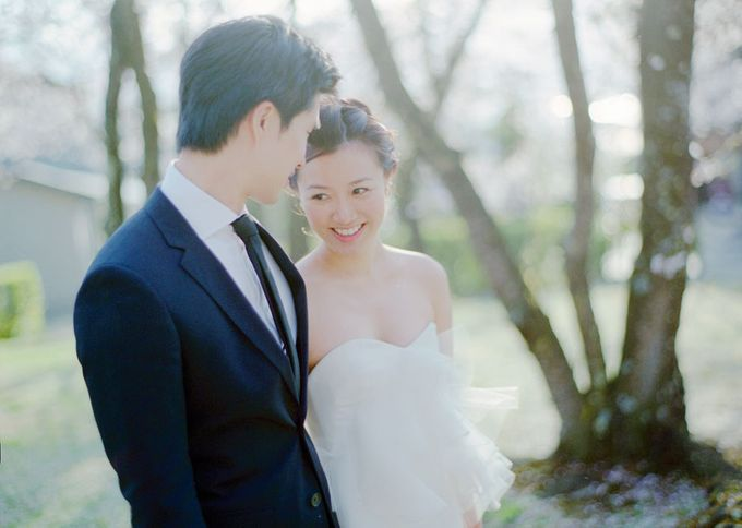 Lovers in Japan by Nathan Wu Photography - 002