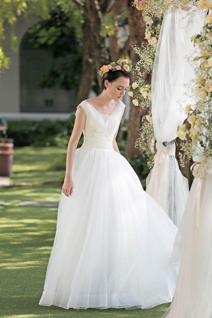 Lookbook: Into The Wild by Z Wedding Design - 004