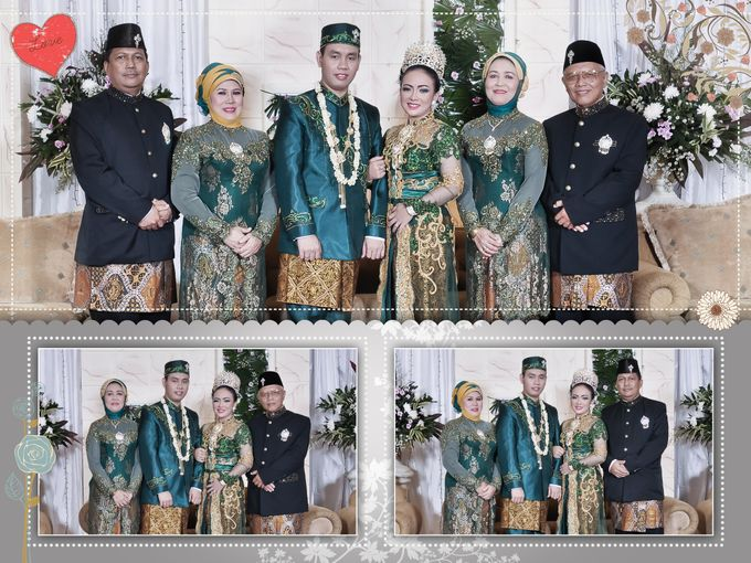 The Wedding Rindi dan Hilmi - Reseption by Citra Production - 004