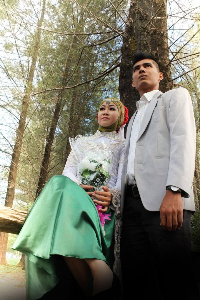Prewedding Vina dan Yonda by Calm Photography - 001