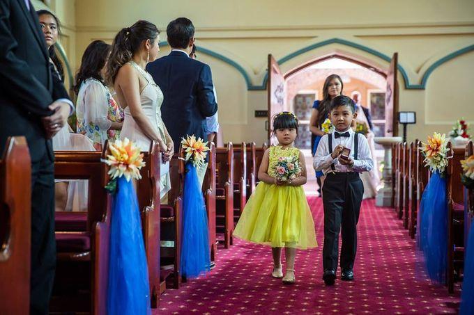 My amazing dream wedding by SS Florist - 002