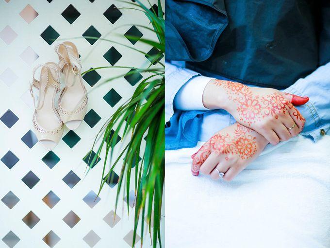 Zuhairah & Fuad by The Rafflesia Wedding & Portraiture - 003