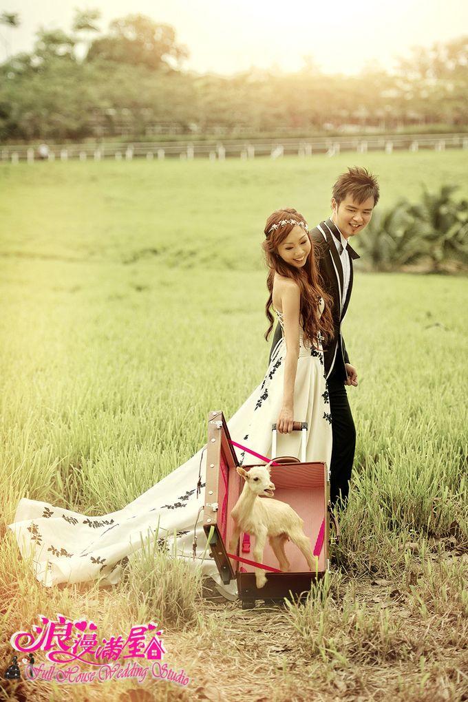 Pre-wedding shooting 2 by Full House Wedding Studio - 004