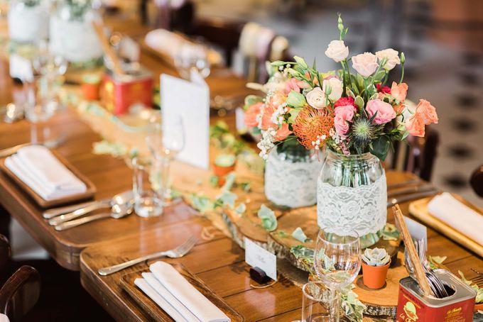 A Halia at Raffles Hotel Wedding Showcase 2015 by The Halia - 004