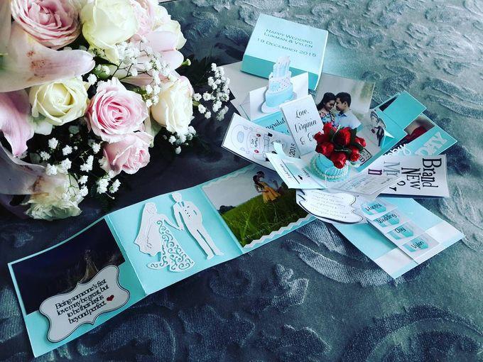 Lukman & Vylen Wedding by Imelda Hudiyono Bride - 012