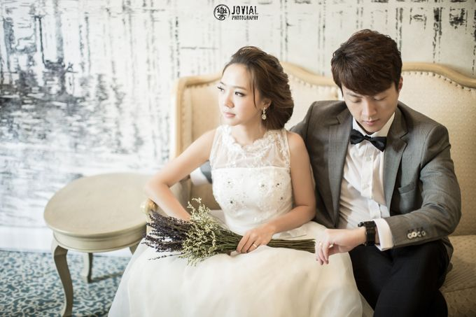 Wedding Actual Day & Pre Wedding by Jovial Photography - 013