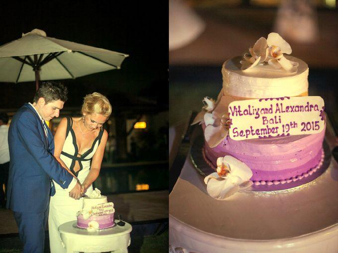 Purple wedding by Bali Angels - 029