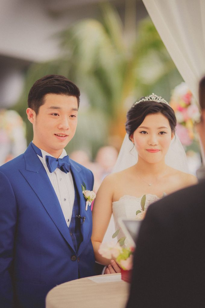 Wedding at Shangrila by Shangri-La Hotel Singapore - 015
